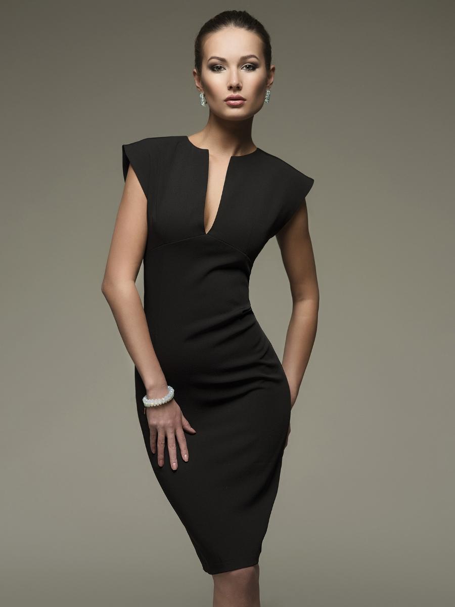 Модные Платья До Колен 2021